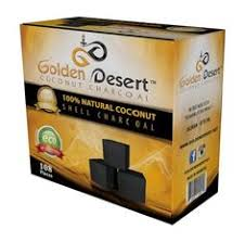 golden desert coal, golden desert charcoal, charcoal